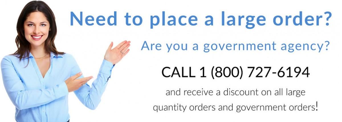 Discount Orders